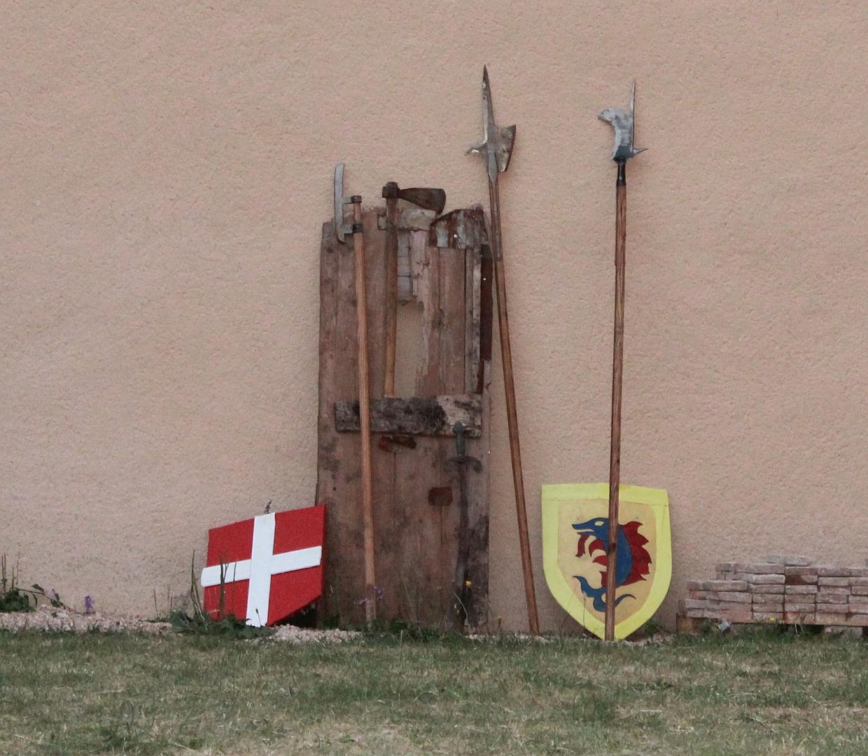 Les armes du Dauphiné et de la Savoie